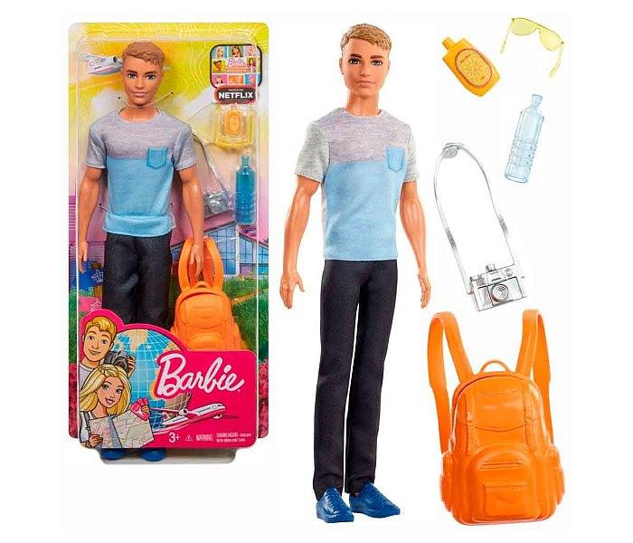 Igracka Barbie  Ken putnik