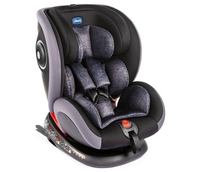 Sjediste za auto seat4fix 0+ graphite