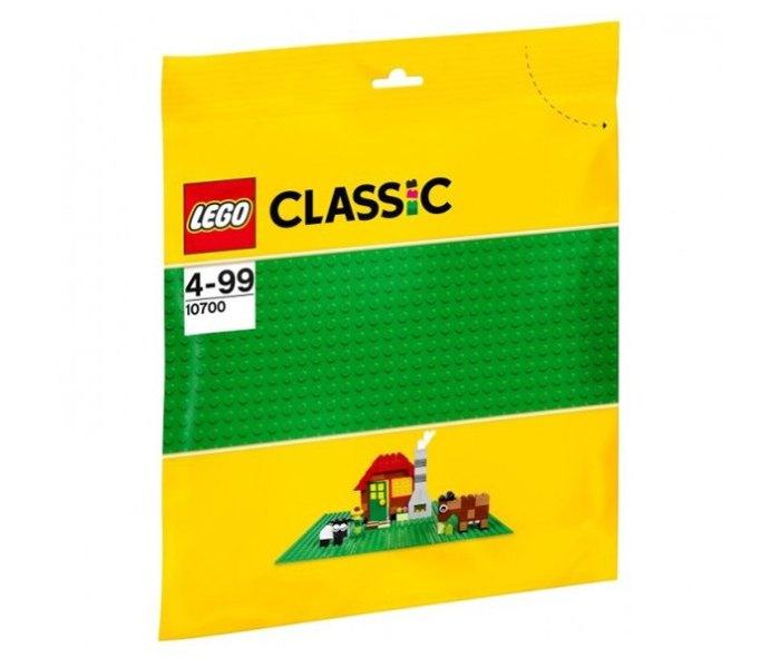 Lego kocke green baseplate classic
