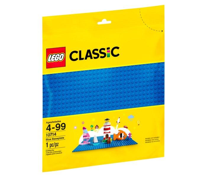 Lego kocke blue baseplate Classic
