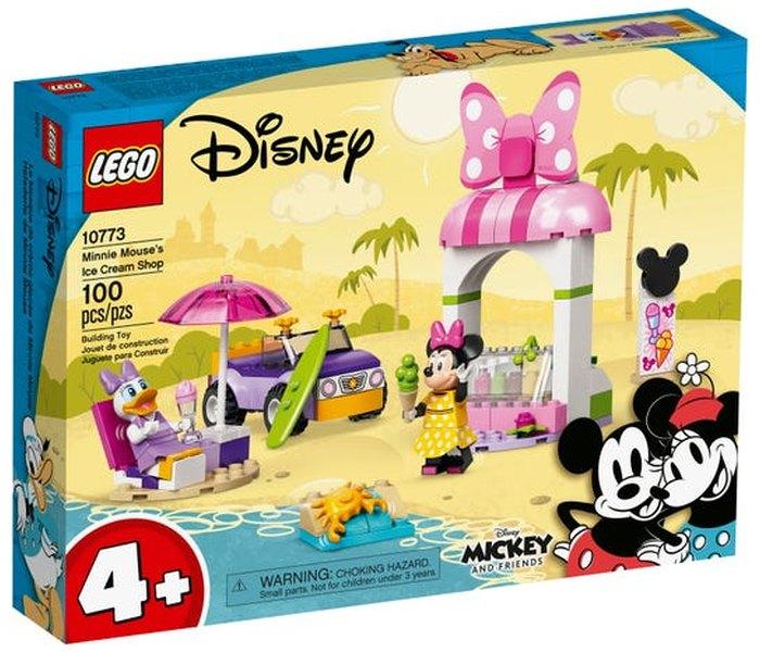 Lego kocke Minnie Mouses Ice Cream Shop 4+