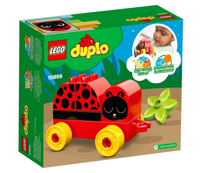 Lego kocke My first ladybug  Duplo