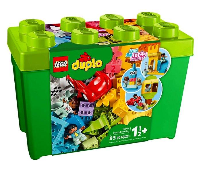 Lego kocke deluxe brick box, duplo