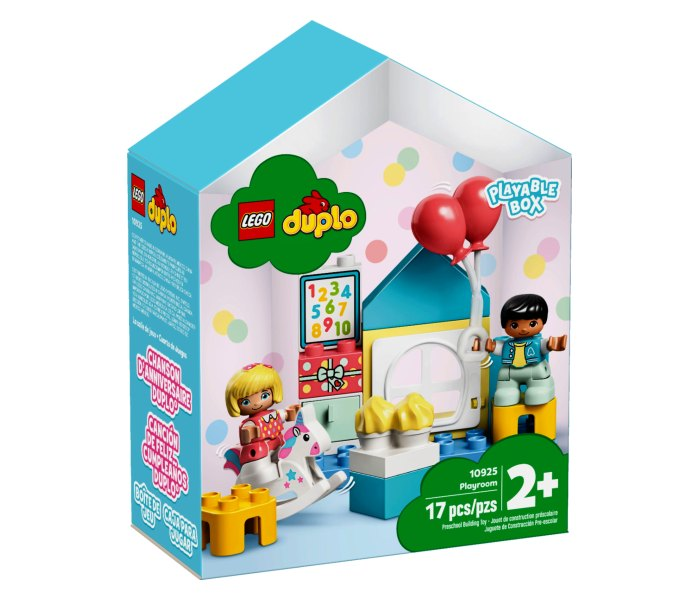 Lego kocke playroom2g+ duplo