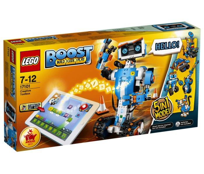 Lego kocke Creative toolbox Boost