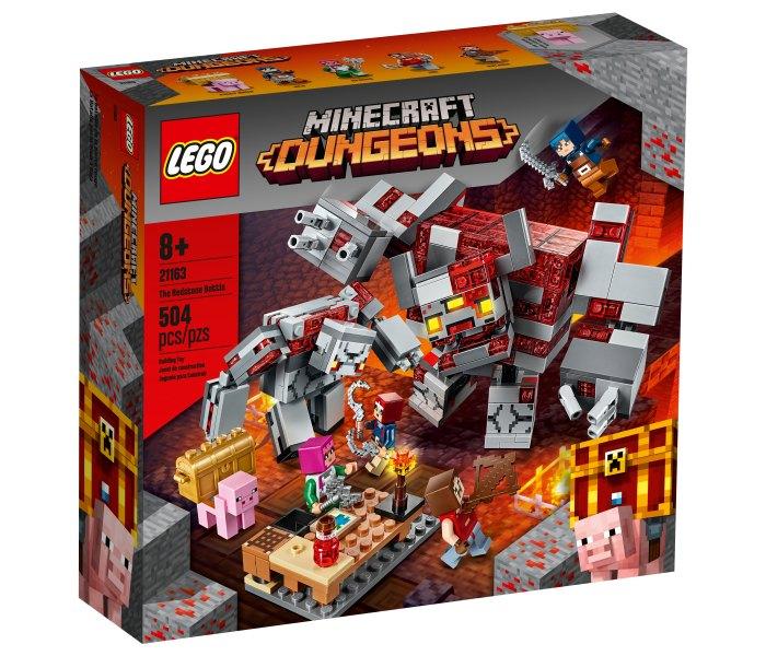 Lego kocke the redstone battle Minecraft 8g+