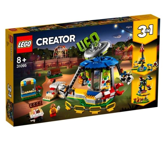 Lego kocke Fairground carousel  creator
