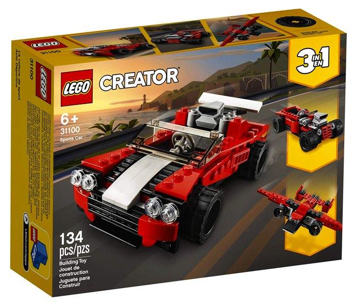 Lego kocke Sports car 6g+, Creator