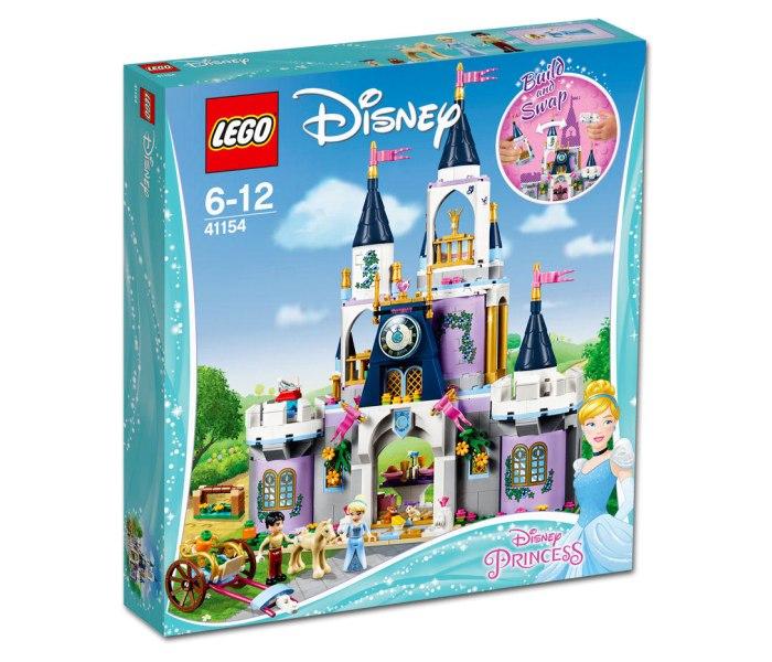 Lego kocke Cinderella's dream castle Disney princess