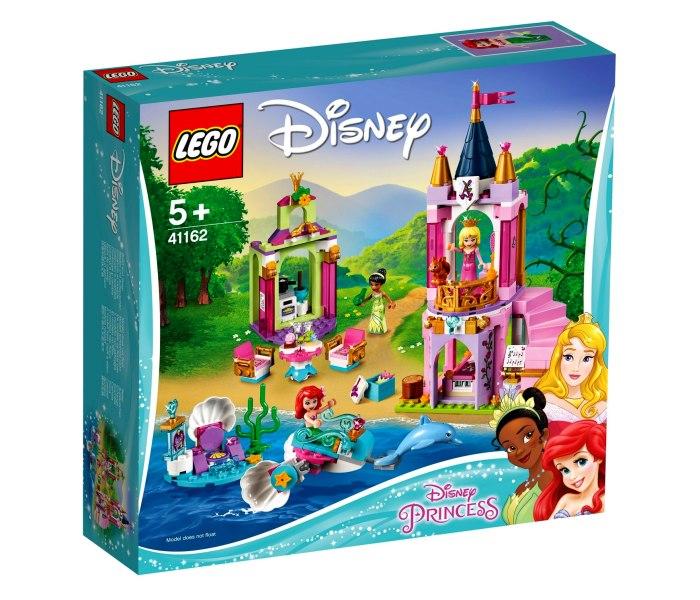 Igracka Lego kocke Ariel, Aurora and Tianas royal celebration  Disney princess