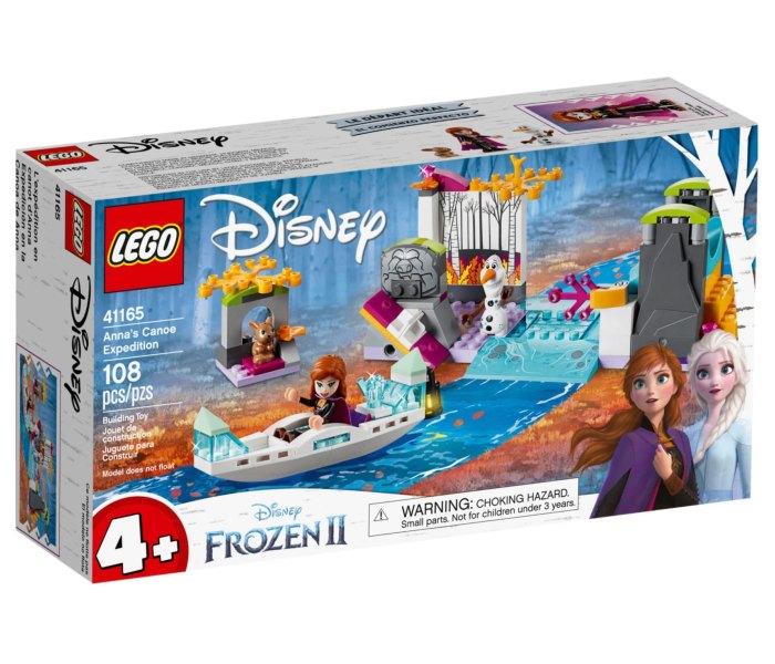 Lego kocke Anna`s canoe expedition Disney Frozen