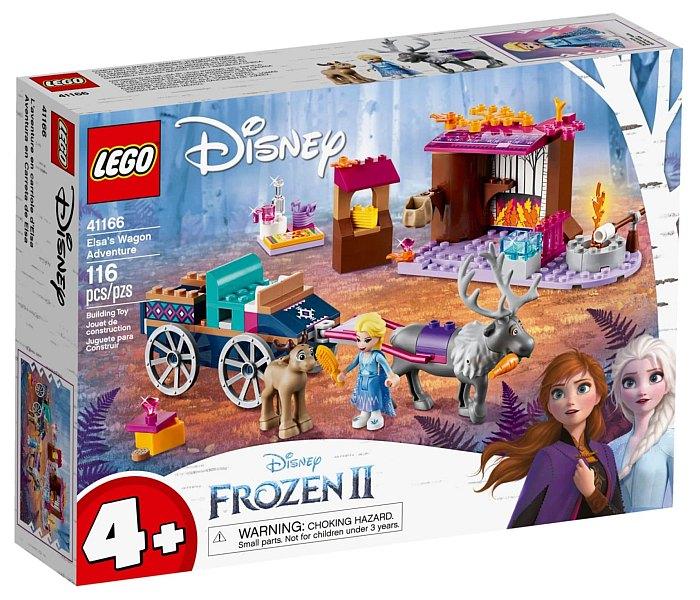 Lego kocke Elsa`s wagon adventure Disney Frozen