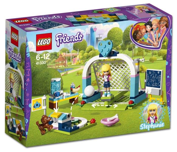 Lego kocke Stephanie's soccer pratice Friends