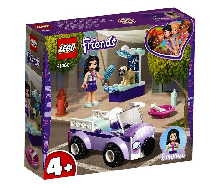 Igracka Lego kocke Emmas mobile vet clinic Friends