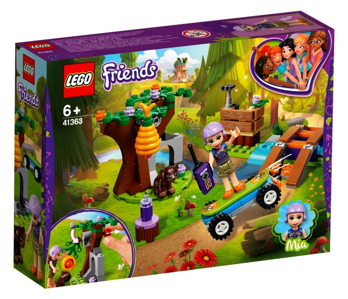 Igracka Lego kocke Mias forest adventure  Friends