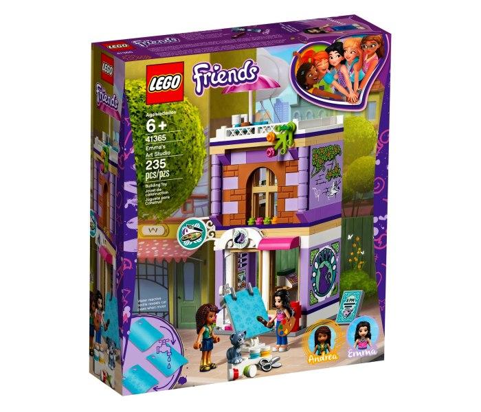 Igracka Lego kocke emmas art studio Friends