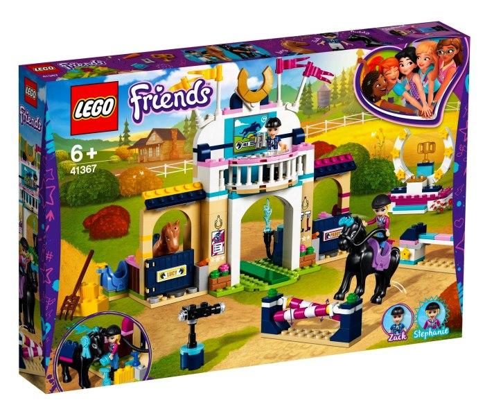 Igracka Lego kocke Stephanies horse jumping Friends