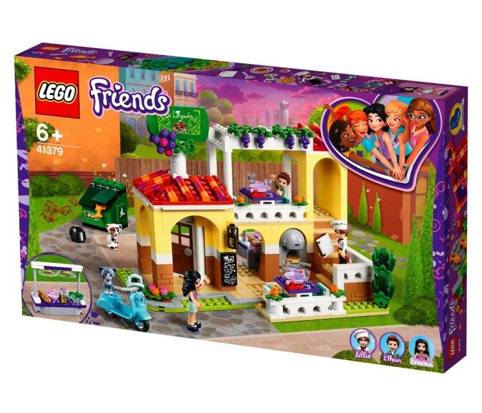 Igracka Lego kocke Heartlake city restaurant  Friends A7