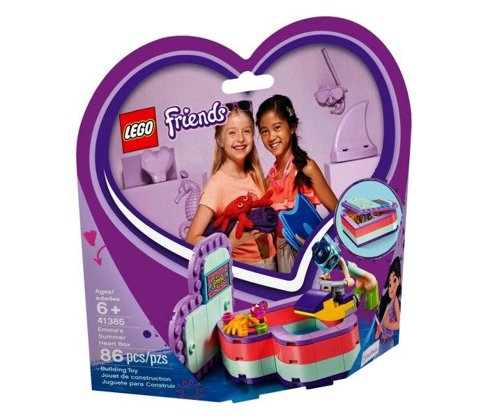 Igracka Lego kocke Emma`s summer heart box Friends