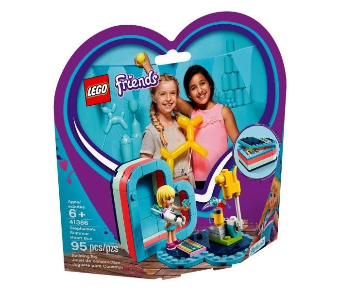 Igracka Lego kocke Stephanie`s summer heart box  Friends