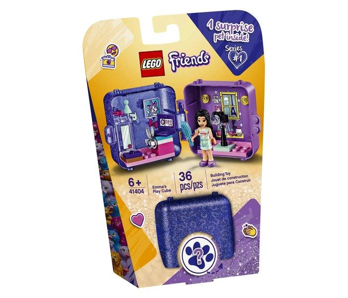 Lego kocke Emma`s play cube ,6g+ friends