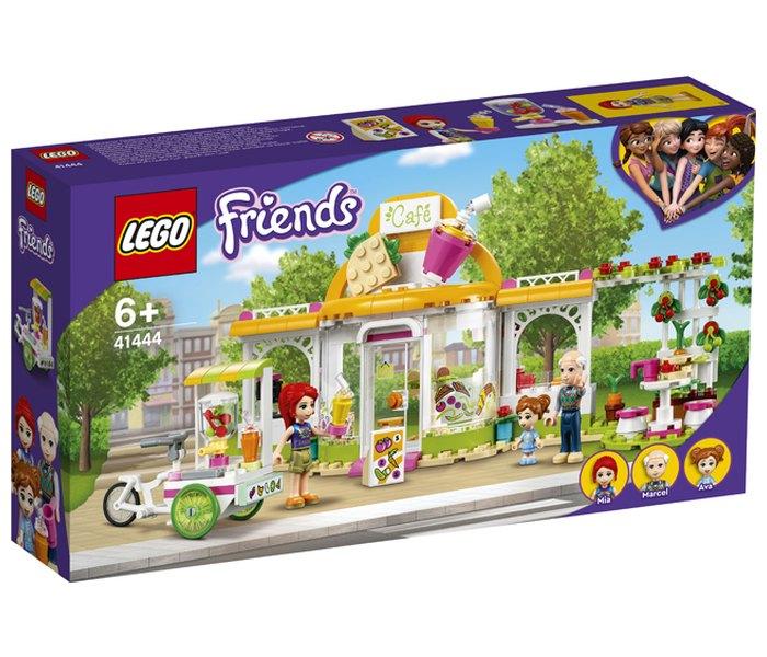 Igračka Lego kocke Heartlake city organic cafe, Friends, 6g+