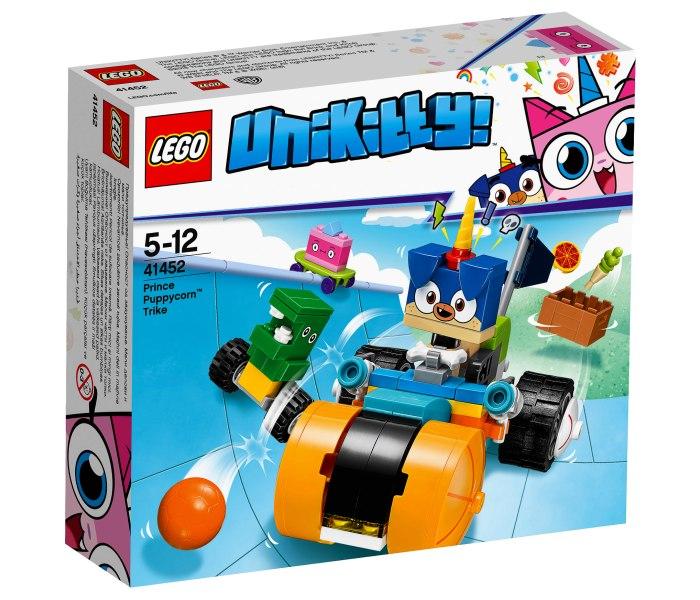 Lego kocke confidential car2 Unikitty