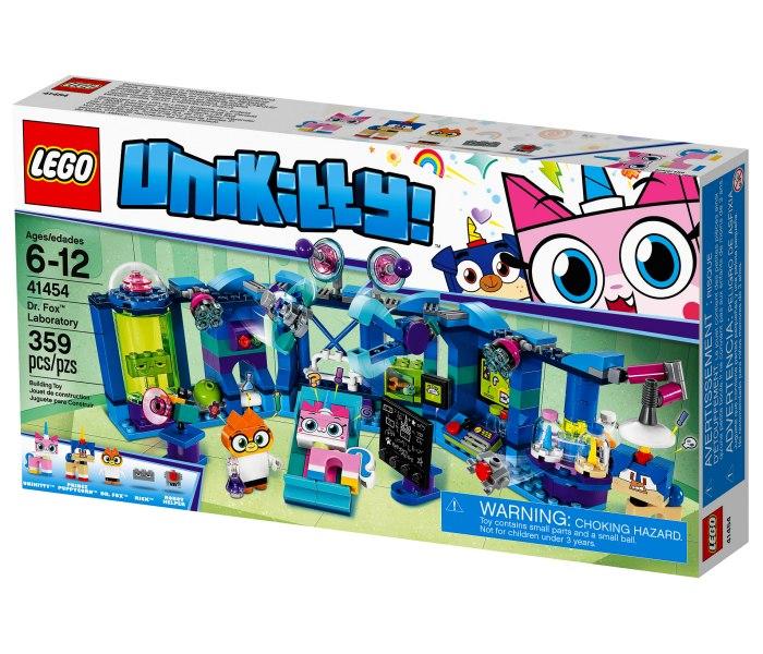 Lego kocke confidential playset2 Unikitty