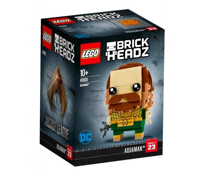 Lego kocke Aquaman  Brick headz