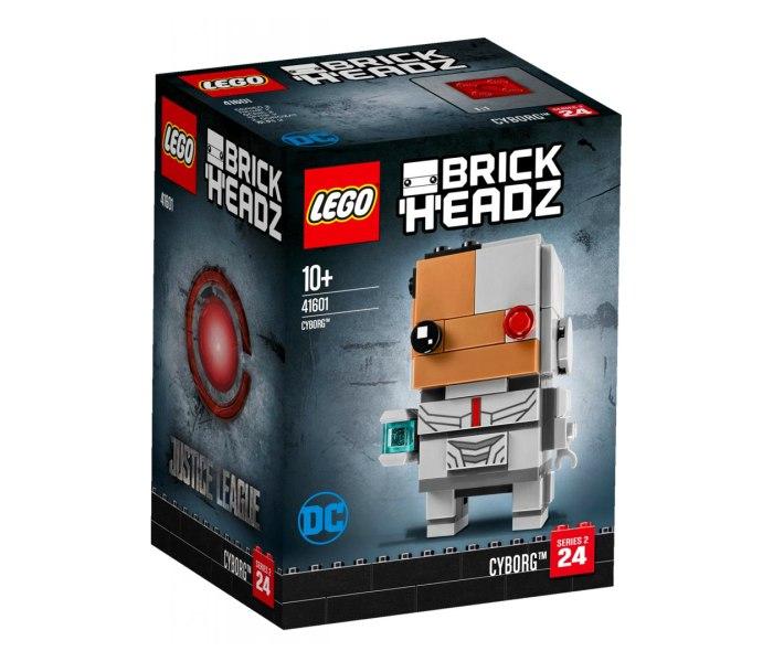 Lego kocke Cyborg  Brick headz