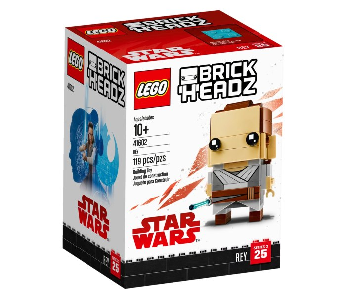 Lego kocke Rey Brick headz
