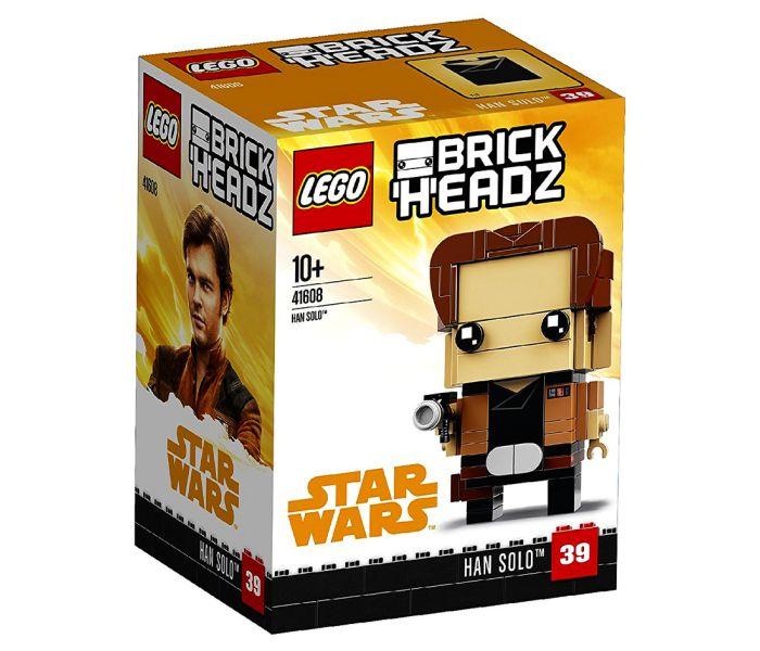 Lego kocke Han Solo  Brick Headz