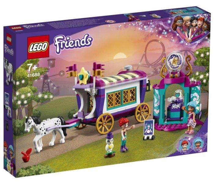 Lego kocke Magical Caravan, Friends 6+