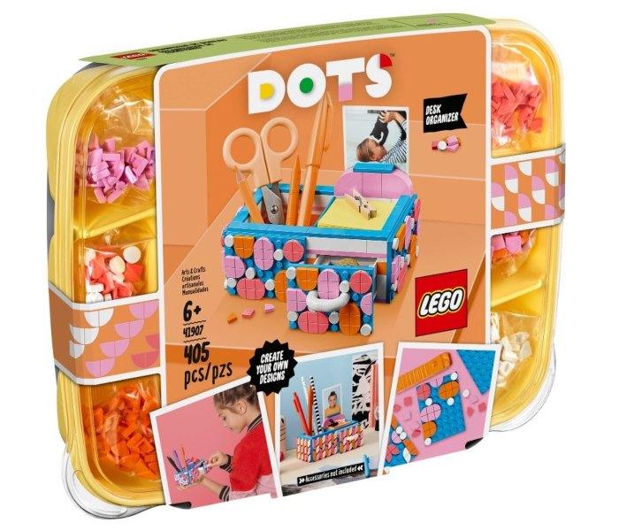 Lego kocke desk organizer Dots 6g+
