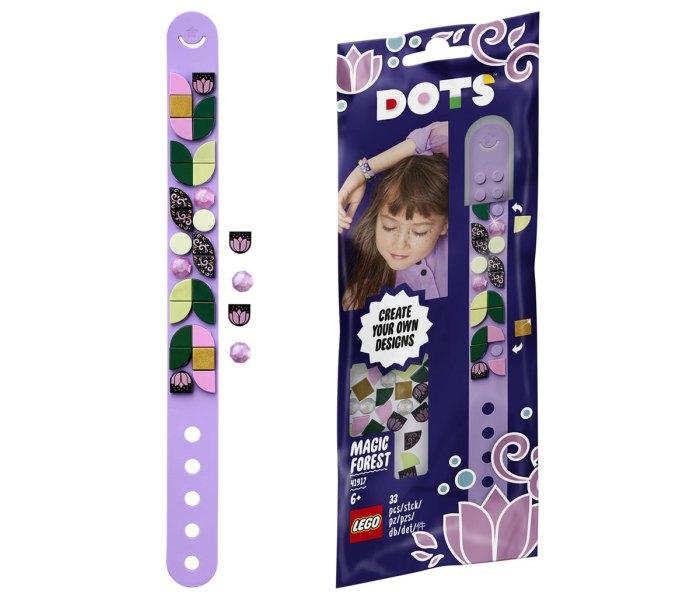 Lego kocke magic forest bracelet Dots 6g+