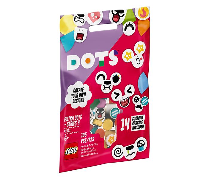 Igračka Lego kocke Extra Dot`s, serises 4, Dot, 6g+