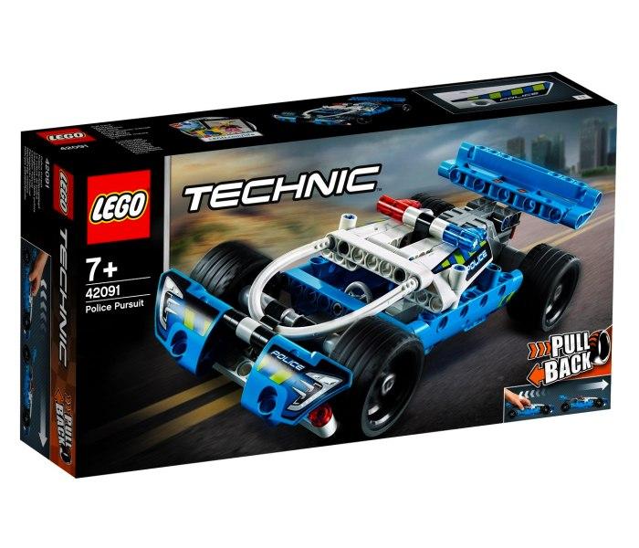 Igracka Lego kocke Police pursuit Technic
