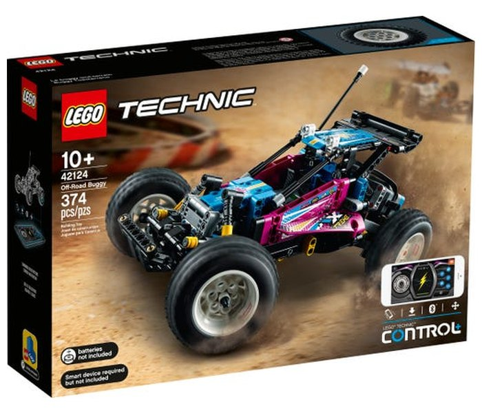 Igračka Lego kocke off road buggy, Technic 10g+
