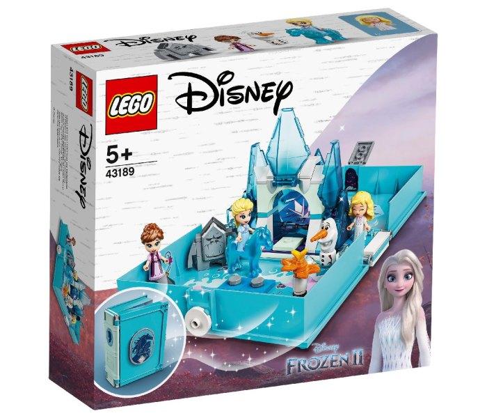 Lego kocke Elsa and the Nokk Storybook adventures, Disney 5g+