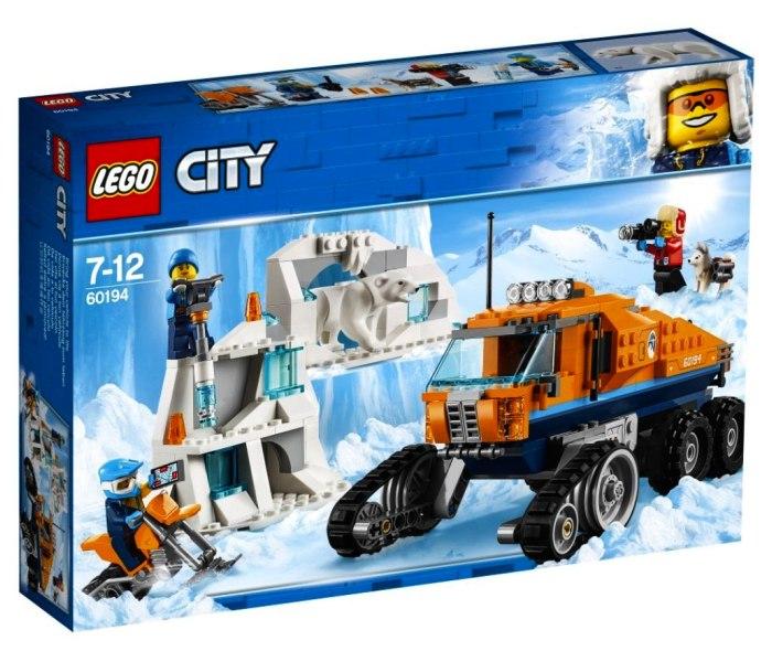 Lego kocke Arctic scout truck city