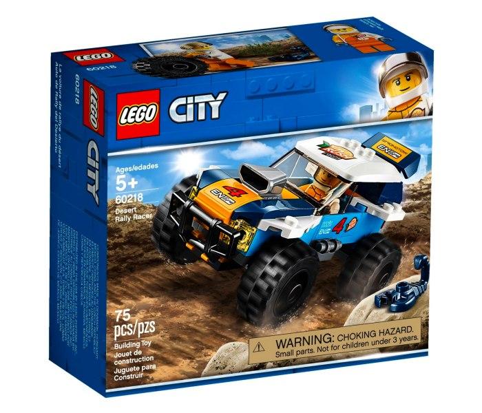 Igracka Lego kocke Desert rally racer City
