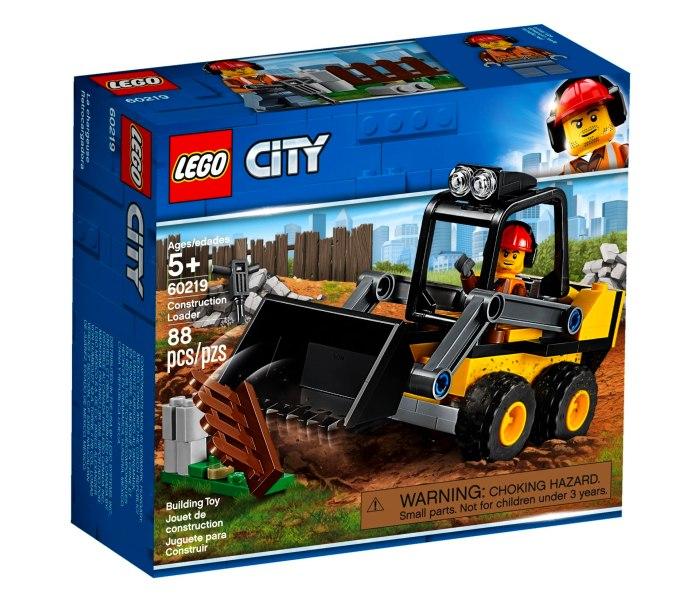 Igracka Lego kocke Construction loader City