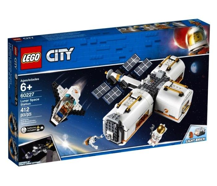 Igracka Lego kocke Lunar space station City