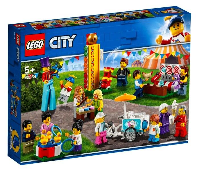 Igracka Lego kocke People pack fun fair City