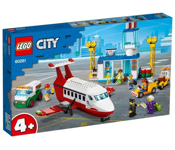Lego kocke central airport City 4g+
