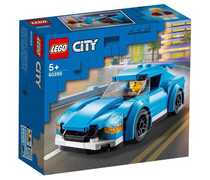 Igračka Lego kocke sports car, City 5g+
