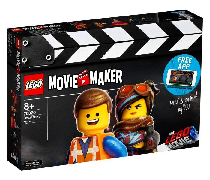 Igracka Lego kocke Movie maker Movies