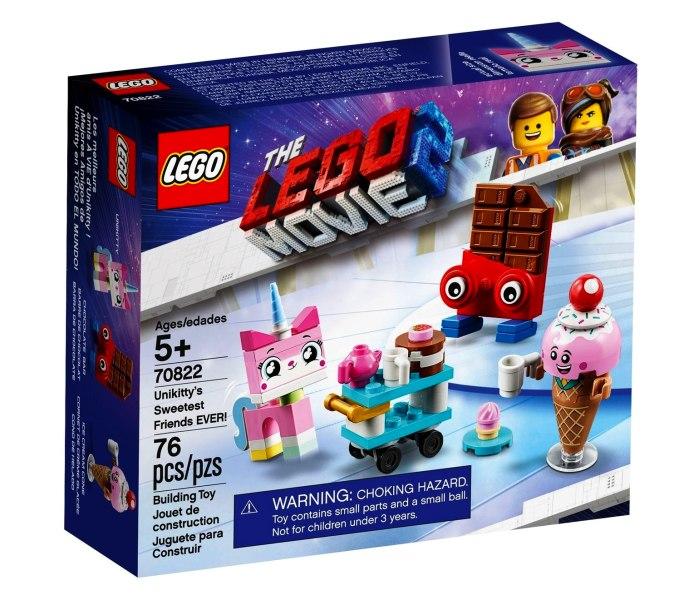 Igracka Lego kocke Unkitty`s sweetest friends ever Movie