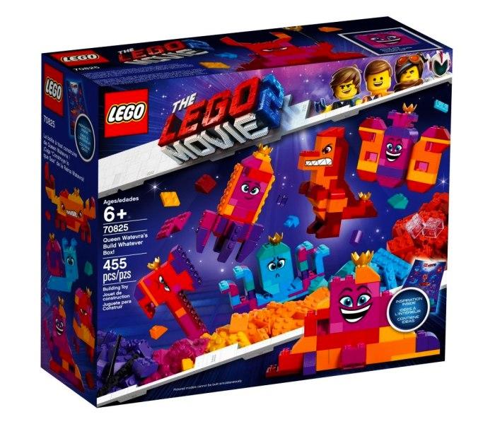 Igracka Lego kocke Queen watevra`s build whatever box Movie