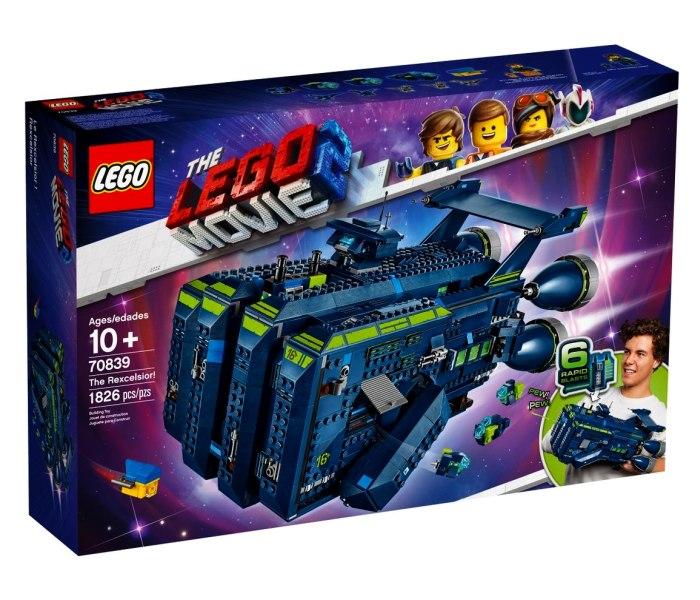 Igracka Lego kocke The Rexcelsior Movie